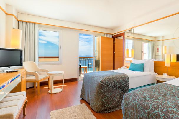 Connecting Rooms Davanzati Hotel: Kefaluka Resort Hotel Bodrum